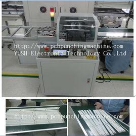 다 잎 자동적인 PCB 분리기/PCB Depaneling/LED PCB 절단기 기계 YSVJ-650