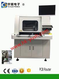 레이저 PCB Depaneling 대패 PCB Depanelizer CNC 자동적인 PCB 별거